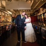 Weddings at Silverball Museum, Asbury Park, NJ