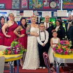 Weddings at Silverball Museum, Asbury Park, NJ - Photo Credit Coastline Photography
