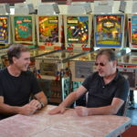 Southside Johnny Interview at Silverball Museum Asbury Park